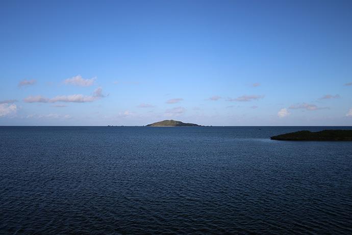 大神島も久々に