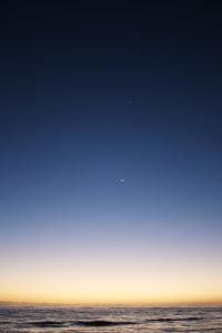 月と星のラインダンス